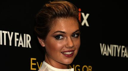 News video: Kate Upton's Perfect new Instagram Account